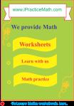 iPracticeMath.com