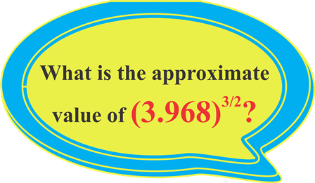 Approximate value