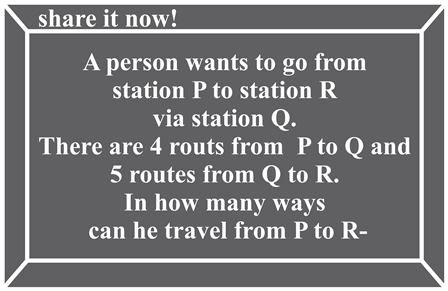 Travel from P to R-